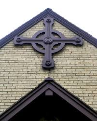 iron wall cross love:  things i know  sacrifice somehow is at the heart of love