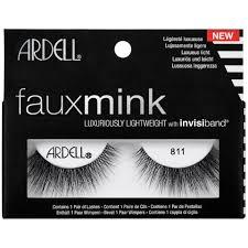 <b>Накладные ресницы из норки</b> Ardell Faux Mink 811 Lashes - Black ...