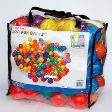 49600, <b>Intex</b>, Пластиковые <b>мячи</b> 8см, 100шт для игровых центров ...