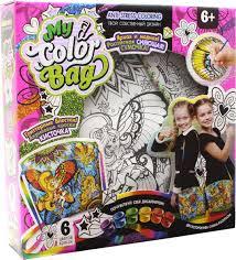 "<b>Набор для творчества Danko</b> Toys ""My Color Bag. Сумка ..."
