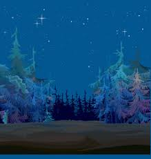 <b>Starry Night Cartoon</b> Vector Images (over 1,200)