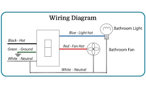 bathroom fan light wiring diagram wiring diagram schematics bathroom exhaust fan wiring diagram diagram
