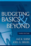 <b>Budgeting</b> Basics and Beyond - <b>Jae K</b>. <b>Shim</b>, Joel G. Siegel - Google ...