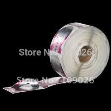 Free Shipping Purple <b>500 Pcs</b>/<b>Roll Nail Form</b> Guide <b>Forms</b> For UV ...