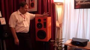 <b>Arslab Old</b> School Superb 90 на What Hi-Fi Show 2014 - YouTube