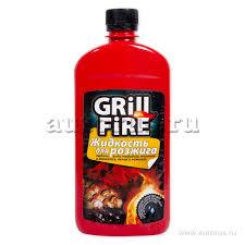 <b>Жидкость для розжига</b>, ASTROhim <b>Grill</b> Fire 500 мл AC-875 ...