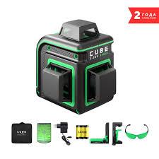 Уровень лазерный <b>ADA CUBE 3-360</b> GREEN HOME EDITION ...