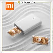 INFINITE <b>Xiaomi Mijia AR</b> Printer 300DPI Mini Pocket Photo Printer ...