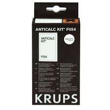 Krups F05400 <b>Порошок для удаления</b> накипи KRUPS F 054 (40г ...