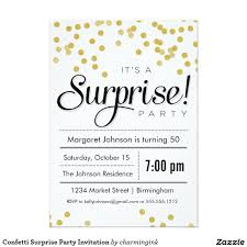 surprise party invitation com surprise party invitation by easiest invitation templates printable for having your glamorous party 4