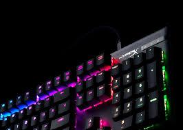 Механические геймерские <b>клавиатуры</b> | <b>HyperX</b>