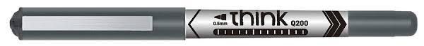 Купить <b>Ручка</b>-<b>роллер Deli THINK</b> (EQ20020) 0.5мм стреловидный ...