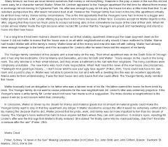 analogy essay  opsl xsl pta raisin in the sun walter vs mr linder jpgacademic essay literature review