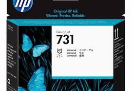 <b>HP 731</b> DesignJet <b>Printhead</b> - P2V27A | The Wide Format Company
