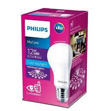 <b>Лампа светодиодная Philips</b> 12 Вт <b>E27</b> грушевидная 6500 K ...
