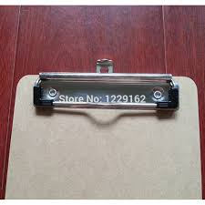 free shipping 10pcslot a5 mdf writing clipboard plywood wooden file clip board a5 clipboard clip boards