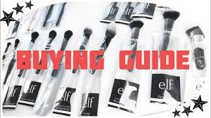 <b>Кисти для макияжа ELF</b>: Обзор, Сравнения, Фавориты - самые ...