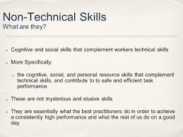 anesthesia non technical skills human factors ppt non technical skills what are they