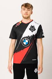 G2 Spring Playoffs 2020 <b>BMW Power</b> Core Jersey   G2 Esports