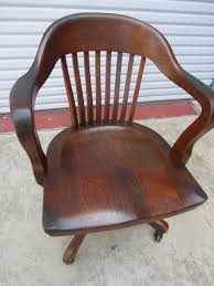 american antique office chair swivel chair arm chair antique furniture antique office chair