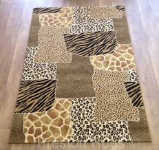 leopard print rubber rugs exquisite light brown leopard print bath rug for the convenience of your bathroom accessories bathroomexquisite images kitchen lighting