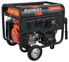 <b>Бензиновый генератор PATRIOT GP</b> 9510ALE (8000 Вт) — купить ...