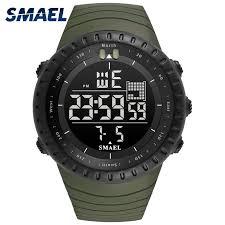 <b>SMAEL</b> Men WatchesDigital Led <b>Watches Digital Sport</b> Wrist <b>Watch</b> ...