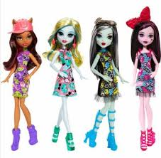 Серия кукол Emoji <b>Monster High</b>