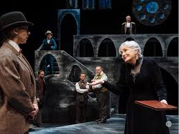 Review: Joint production of <b>The Merchant of</b> Venice draws big ...
