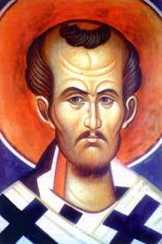 SAN JUAN CRISÓSTOMO, obispo y doctor de la Iglesia. San Juan Chrysostom Nació alrededor del año 349 en Antioquía. Fue educado en las letras profanas y ... - san-juan-chrysostom