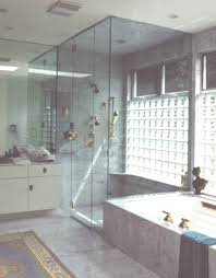 ii glass shower partition