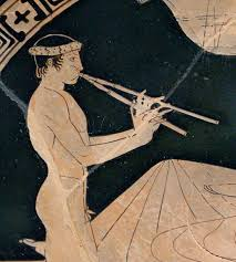 Resultat d'imatges de imagenes flauta dionisos