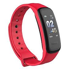 WEARFIT <b>Fitness</b> Tracker <b>Watch</b> Bluetooth <b>Smart</b> Band Sleep ...