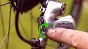 How to <b>Adjust</b> a Rear Bicycle <b>Derailleur</b>: 14 Steps (with Pictures)
