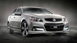 Holden Commodore Storm Ss New Car Sales Price Car