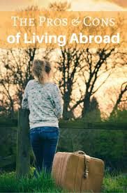 the pros and cons of living abroad an interview an eternal seven years and no plans of ever moving back home laura has become