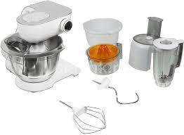 Купить Кухонный <b>комбайн BOSCH MUM58243</b>, серый/белый в ...
