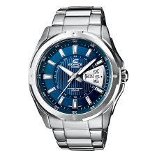 Купить <b>часы CASIO EF</b>-<b>129D</b>-<b>2A</b> по цене 7840 рублей в Time of ...