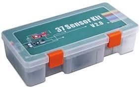 ELEGOO Upgraded 37 in 1 Sensor Modules Kit with ... - Amazon.com