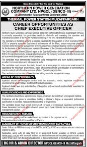 chief executive officer ceo urgently required in muzaffargarh email to friend save job print