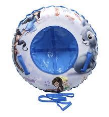 Тюбинг <b>Disney</b> Надувные сани <b>Феи</b> (<b>100 см</b>), артикул: Т10467 ...