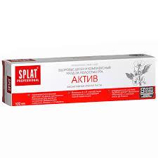<b>Зубная паста Splat</b> Professional комплексный уход, 100 г | Магнит ...