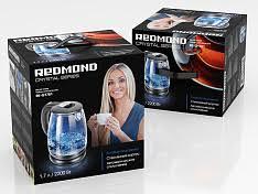 Эл. <b>чайник Redmond RK-G161</b>/G1781 1.7л стекло купить в городе ...