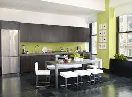 modern kitchen colors ideas purple