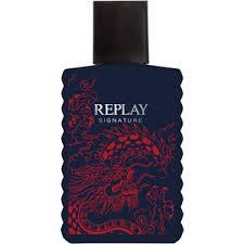 <b>Signature</b> Eau de Toilette Spray <b>Red</b> Dragon by <b>Replay</b> ...