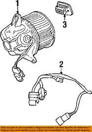 jeep chrysler oem 00 01 cherokee blower motor fan wire harness jeep chrysler oem 00 01 cherokee blower motor fan wire harness 5013744aa 5013744aa 6975190