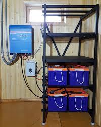 Инверторная система для дома 5 кВт — готовый комплект UR ...