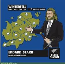 Image - 182873] | Imminent Ned / Brace Yourselves, Winter is ... via Relatably.com