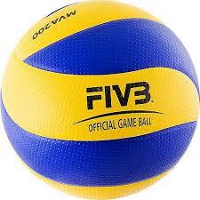 <b>Мяч волейбольный Mikasa</b> MVA200 купить в Москве — интернет ...