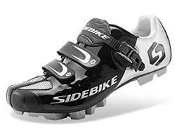 SIDEBIKE Cycling Shoes MTB Man Racing Bicycle ... - Amazon.com